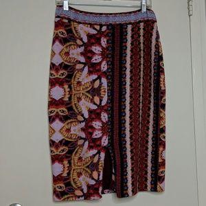 Anthro Maeve Marala Skirt - Size M - GUC